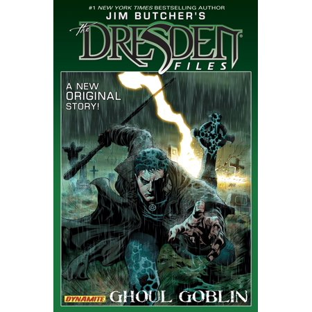 Jim Butcher's The Dresden Files: Ghoul Goblin -