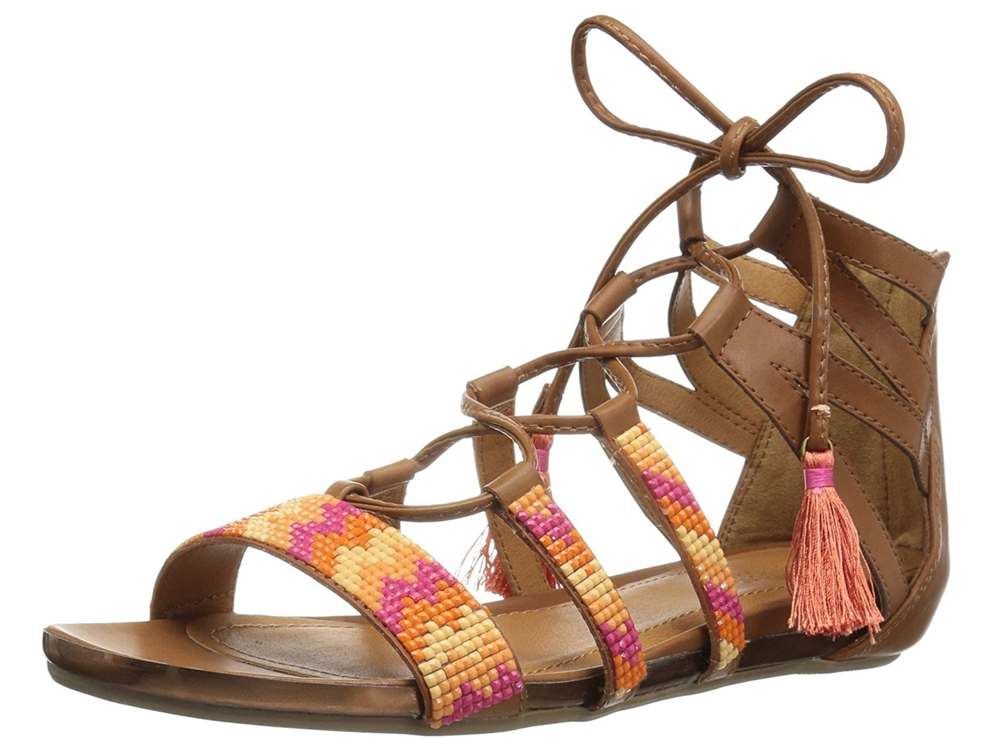 ae6352a0d31 Kenneth Cole REACTION Women s Lost Look 2 Gladiator Sandal