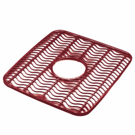 Rubbermaid Small Sink Protector Red Walmart Com