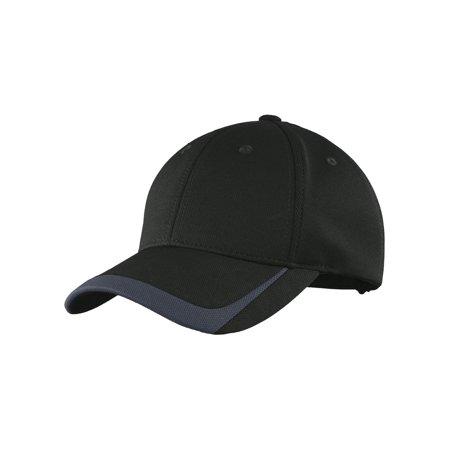Hot Free Images (Sport-Tek Men's Colorblock Hats_Black/)