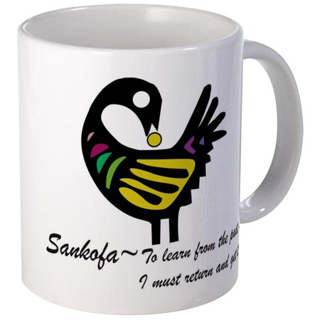 CafePress - Sankofa Bird Mug - Unique Coffee Mug, Coffee Cup CafePress - Angry Birds Halloween Coffee Mugs
