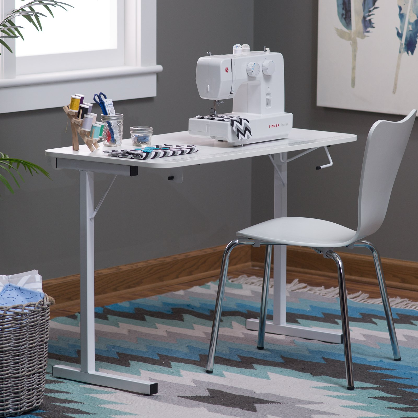 Arrow 601   Gidget Sewing Table   Walmart.com