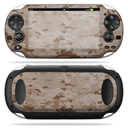 MightySkins Skin For Sony PS Vita – Buck Camo | Protective, Durable, and Unique Vinyl Decal wrap cover | Easy To Apply, Remove, and Change Styles | Made in the