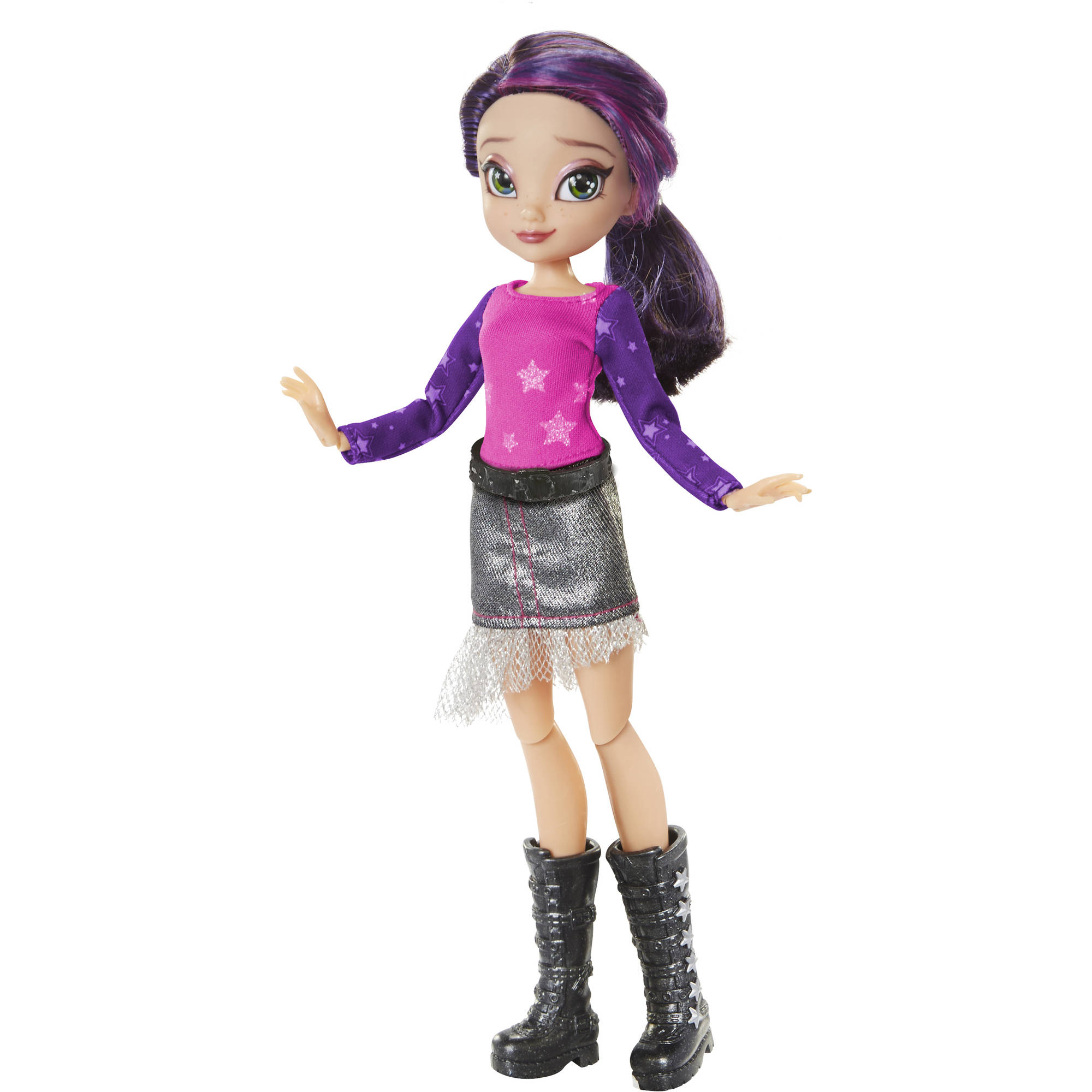 Disney Star Darlings Basic Wishworld Fashion Doll, Scarlet
