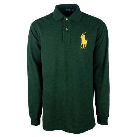 Polo Ralph Lauren Men's Big & Tall Big Pony Long Sleeve