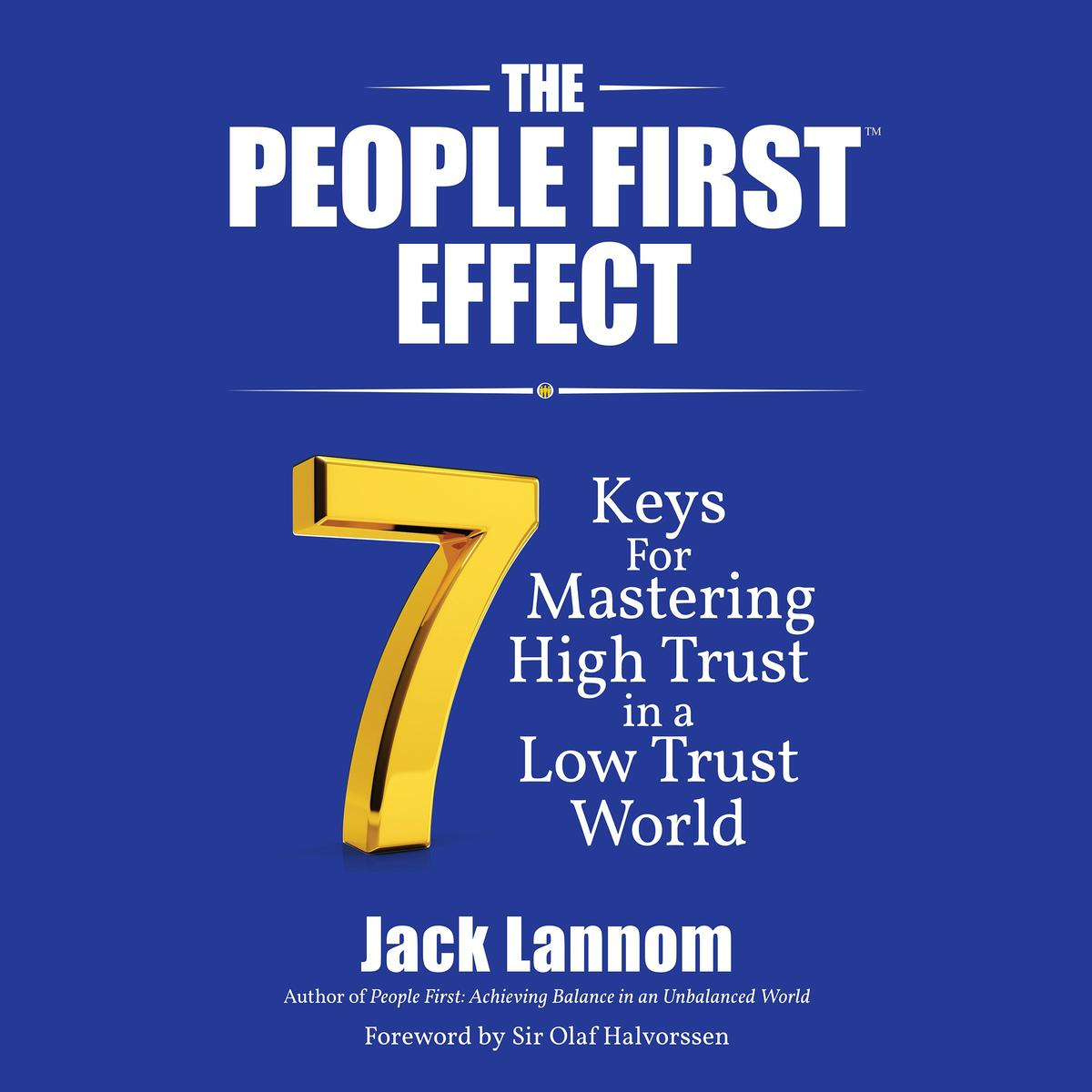 People First Effect, The - Audiobook