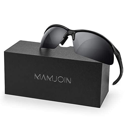 TR90 Polarized Cycling Glasses Goggles Driving Fishing Sports Sunglasses UV400