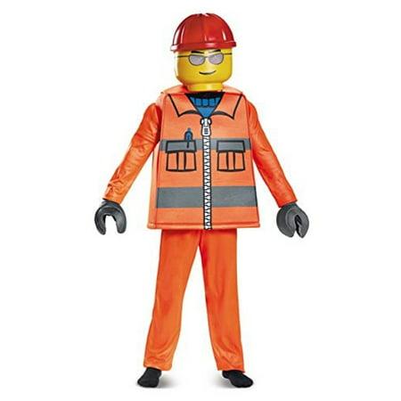 CONSTRUCTION WORKER DELUXE - Diy Construction Worker Costume