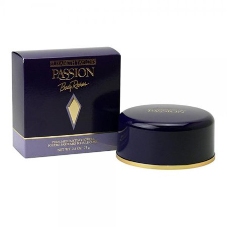 ELIZABETH TAYLOR PASSION DUSTING POWDER 2.6 OZ (Passion Dusting Powder)