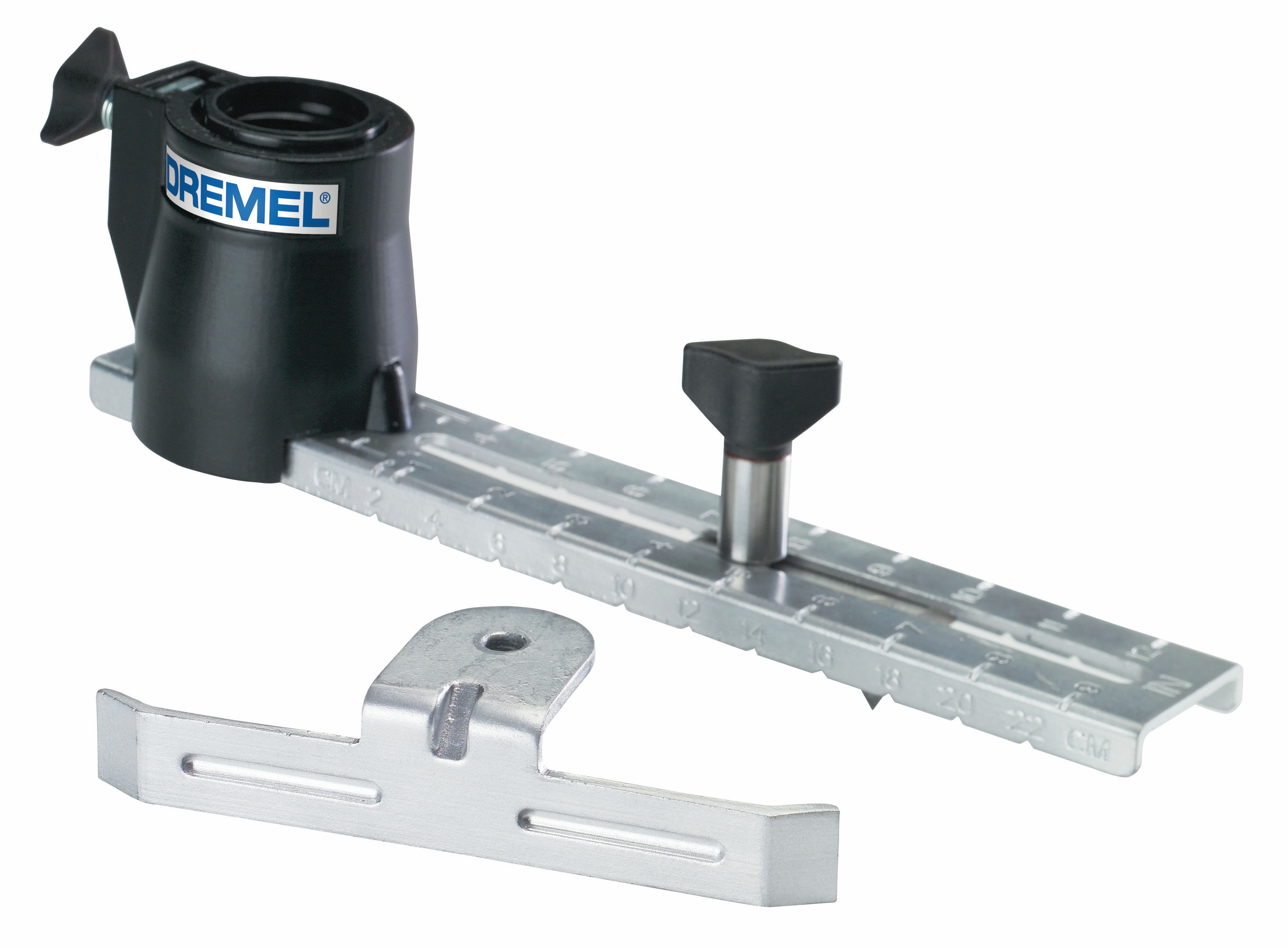 Dremel 678-01 Circle Cutter & Straight Edge Guide by Robert Bosch Tool Corporation