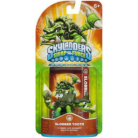 Skylanders Swap Force Slobber Tooth Char