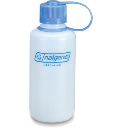 Nalgene HDPE Narrow Mouth Water Bottle (1-Pint) - Nalgene ()