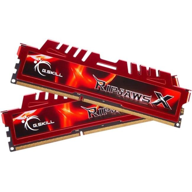 RipjawsX F3-12800CL9D-4GBXL 4GB DDR3 SDRAM Memory Module