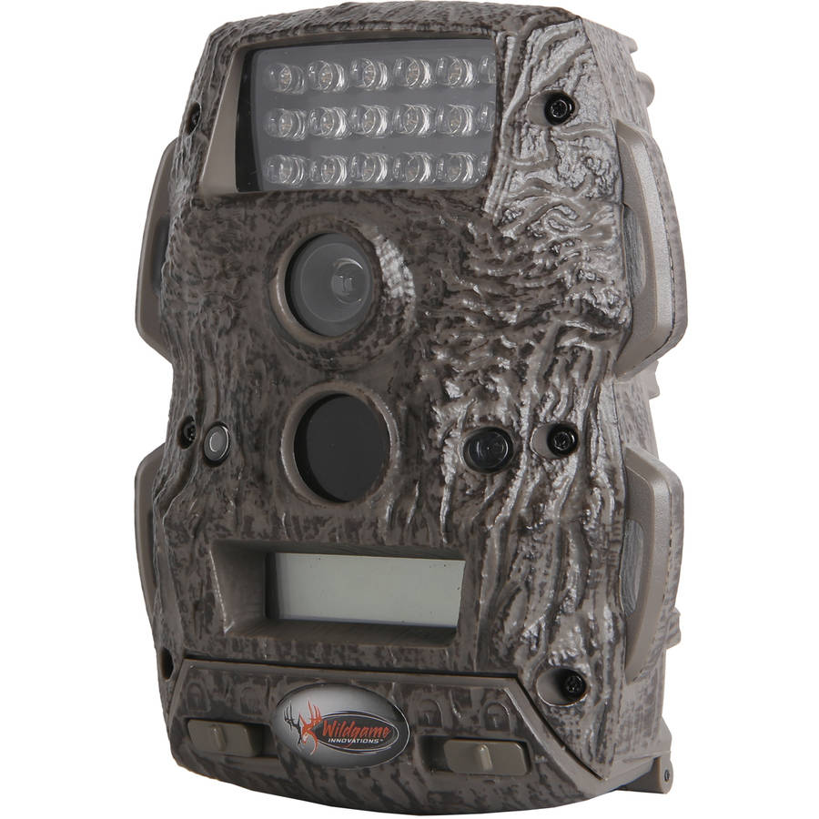 Moultrie Low Glow 12 MP Mini A20 Long Range Infrared Trail Game ...