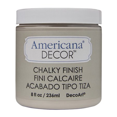 Americana Decor Chalky Finish Paint  Primitive  8 Ounce Jar
