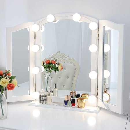 Chende Vanity Light Kit For Hollywood Makeup Mirror With