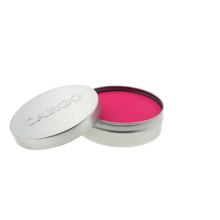 cargo cosmetics - longwear blush, high pigment, buildable and blendable blush, key largo