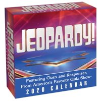 Jeopardy! 2020 Day-To-Day Calendar (Other)