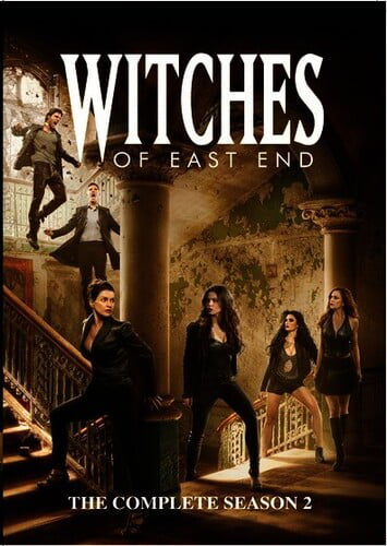 Witches Of East End The Complete Season 2 Dvd Walmart Com Walmart Com