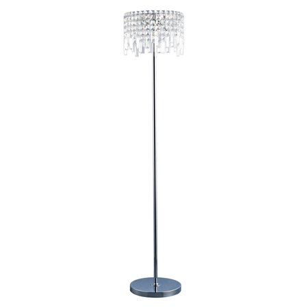Lite Source Helanie Floor Lamp With Led Reading Light