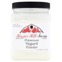 Hoosier Hill Farm Premium Yogurt Powder, 1 lb plastic jar