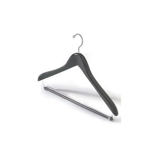 Richards Homewares Wood Lock Bar Suit Hanger