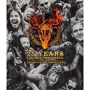 25 Years Louder Than Hell the W:O:A Documentary (Blu-ray) by