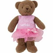 Personalized Sandra Magsamen I'm Tutu Cute Teddy Bear
