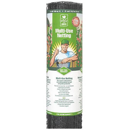 Easy Gardener Lg4001259p 2 X 50 Multi Use Netting