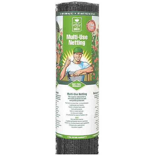 Easy Gardener LG4001259P 2u0027 X 50u0027 Multi Use Netting