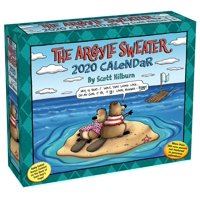 The Argyle Sweater 2020 Day-To-Day Calendar (Other)