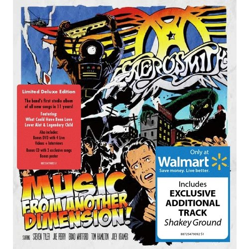 Music From Another Dimension (Walmart Exclusive) (Deluxe Edition)