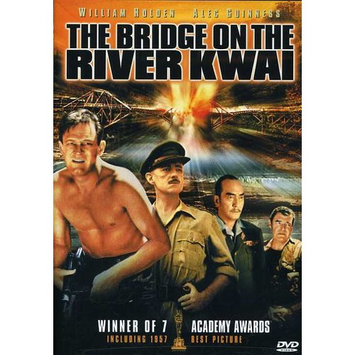 The Bridge On The River Kwai (Widescreen)