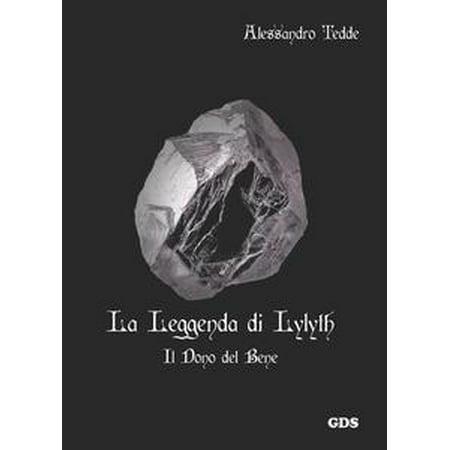 La leggenda di Lylyth - eBook