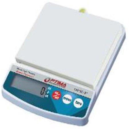 Compact Precision Balance (Optima Scales OPK-P250 Compact Precision Balance - 250g x)