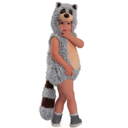 Raccoon Girl Costume (Halloween Toddler Ryder the Raccoon)