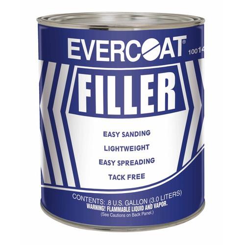 Evercoat 141 Evercoat Filler with Blue Cream Hardener 1 Gallon
