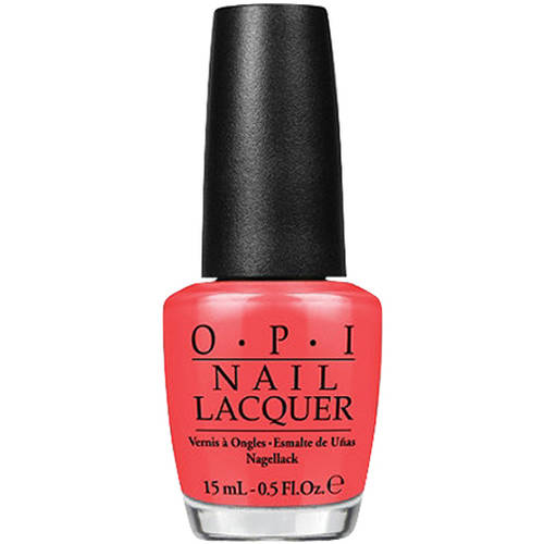 Nicole by OPI Nail Lacquer, Toucan Do It If You Try A67, .5 fl oz