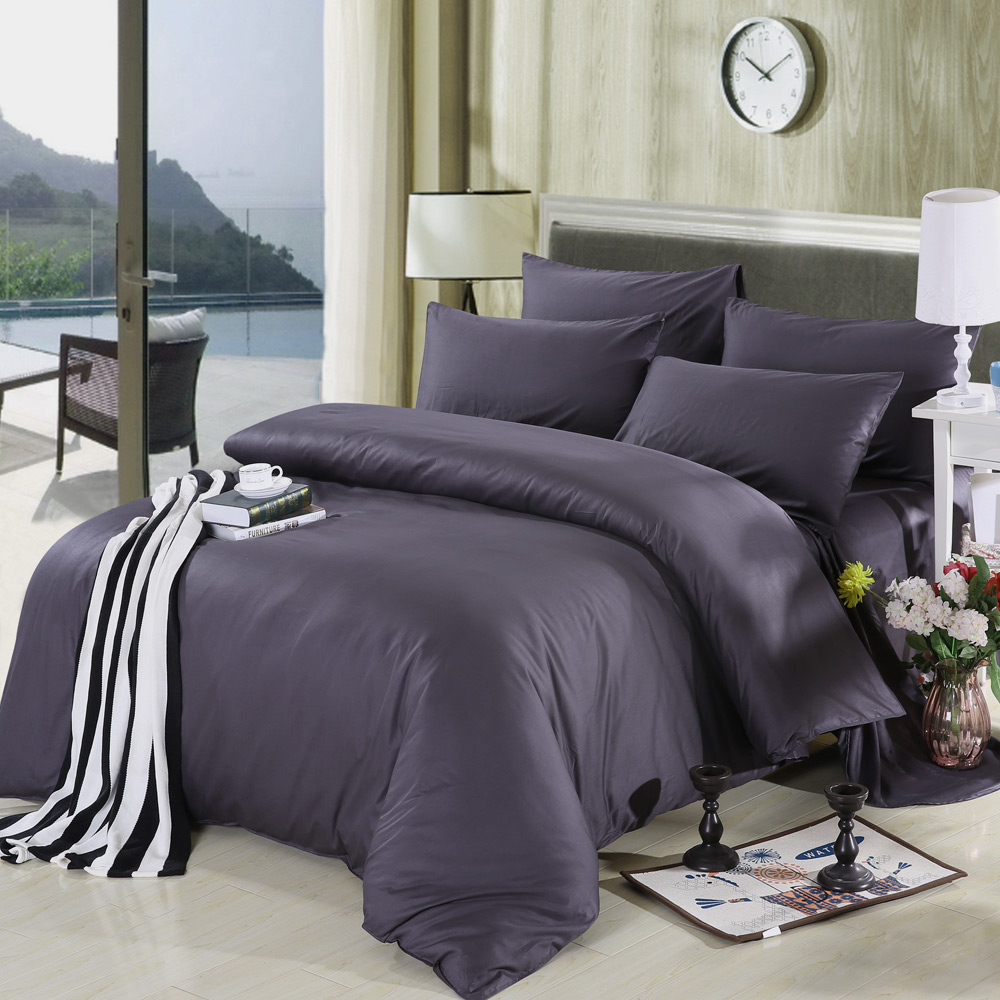 Fashionable Bedding Four Piece Sheet Pure Cotton Comfortable Bed Textile