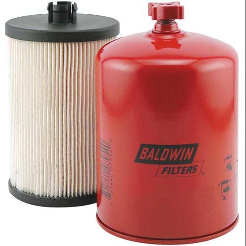 BALDWIN FILTERS BF7929 KIT Fuel Filter, 6-25/32 x 4-5/16 x 6-25/32In