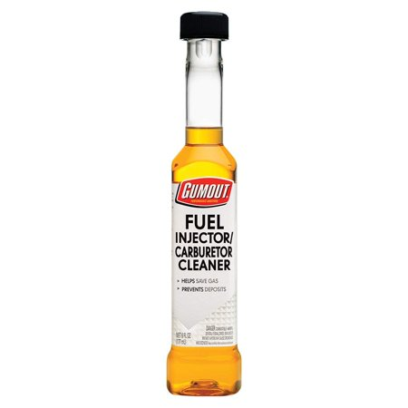 Gumout Fuel Injector Cleaner/Carb Cleaner 6oz -