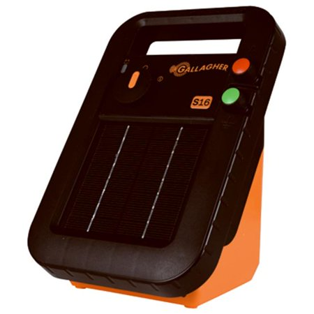Gallagher™ G341414 Solar Fence Charger S16