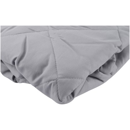 Graco Travel Lite Crib Quarry Quilted Fitted Sheet