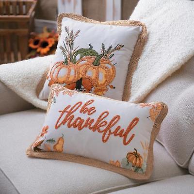 Gilded Harvest Pillows