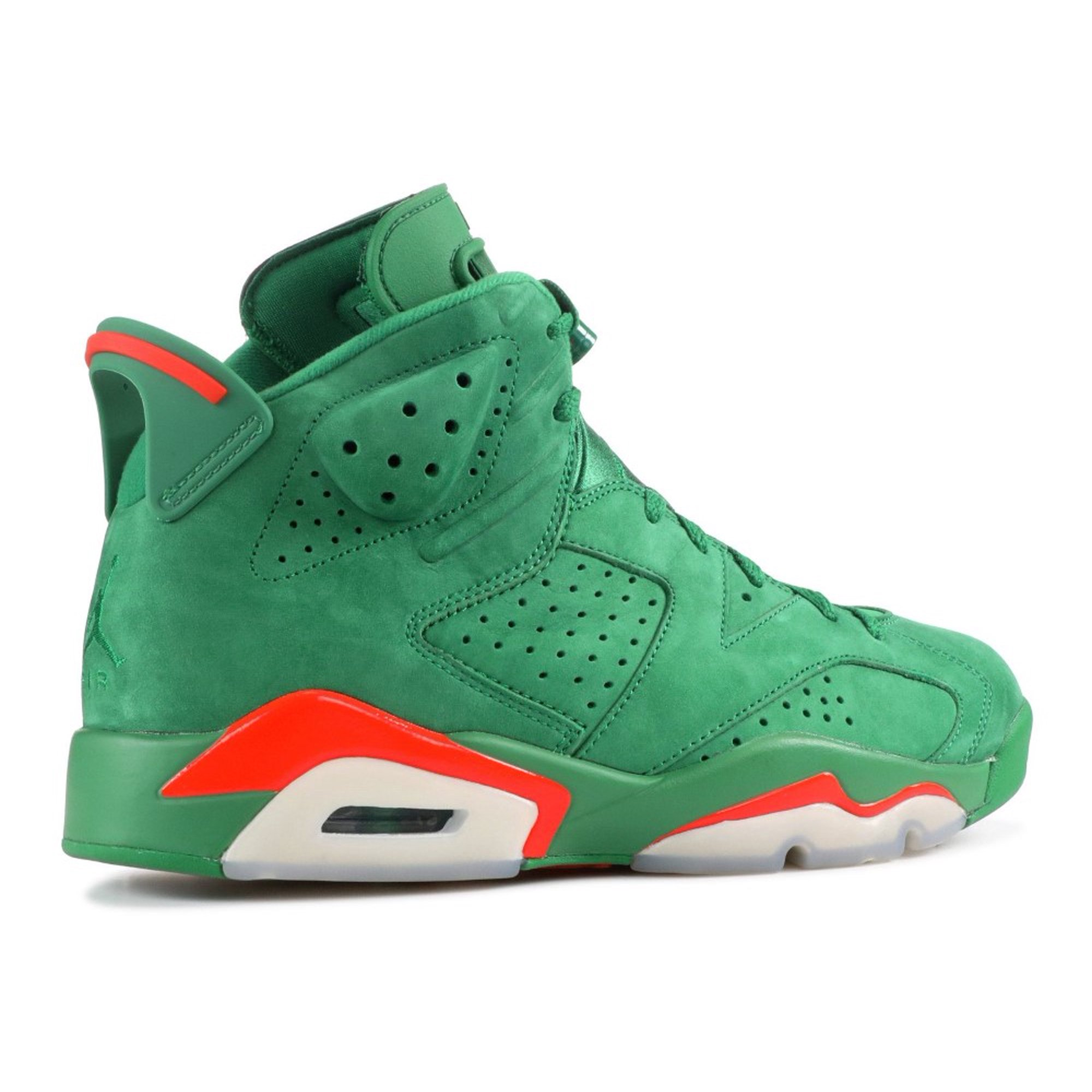 e8e8374b074 Air Jordan - Men - Air Jordan 6 Retro Nrg G8rd  Gatorade Green  -  Aj5986-335 - Size 11.5