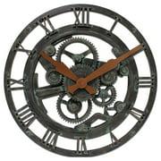 FirsTime Oxidized Gears Wall Clock