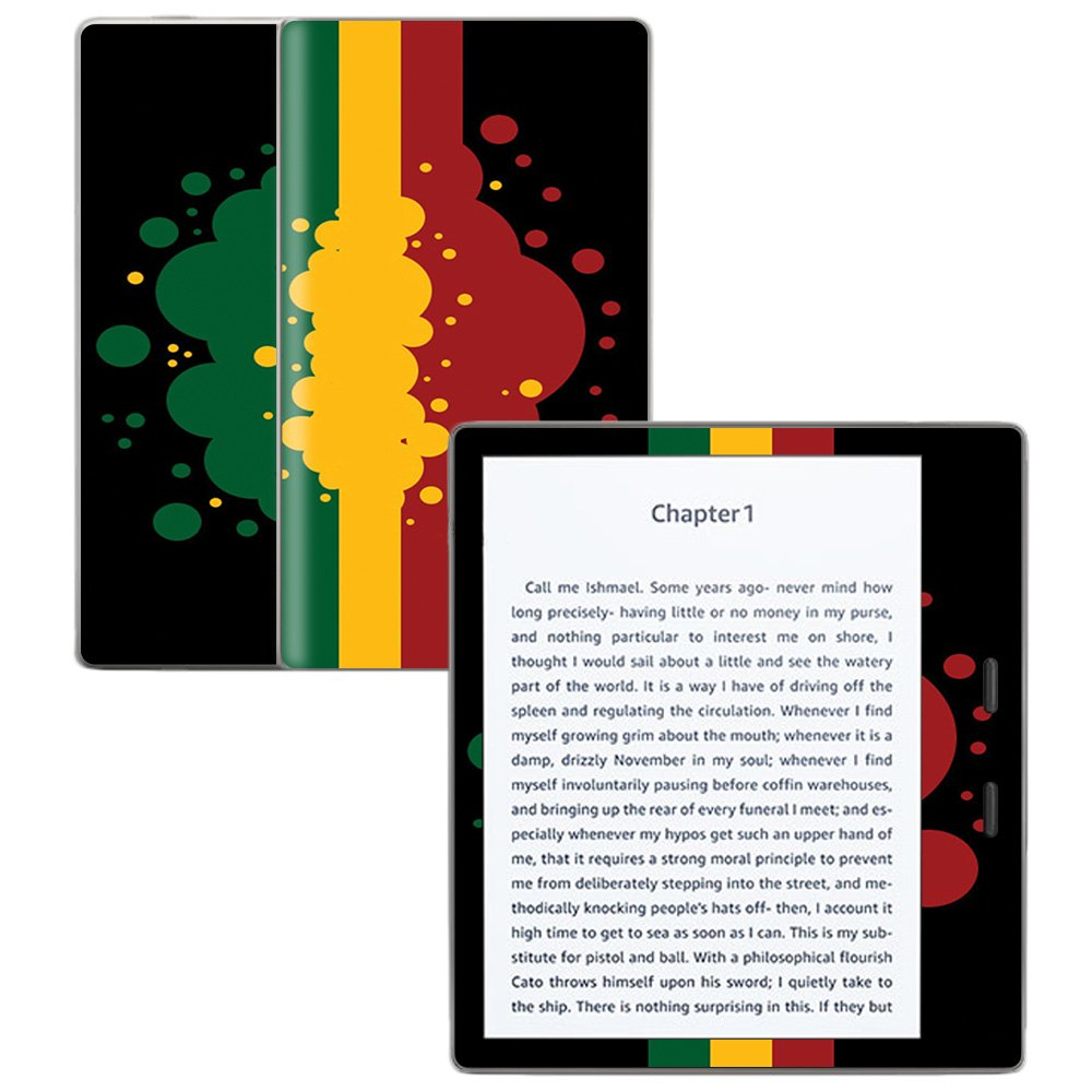"""Weed Skin For Amazon Kindle Oasis 7"""" (9th Gen) 