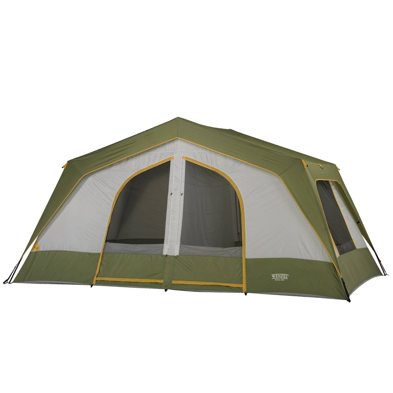 Wenzel 13' x 9' Vacation Lodge Medium 7-Person Tent With ...