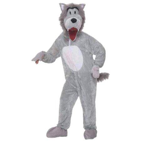 Wolf Grey Mascot - image 1 de 1