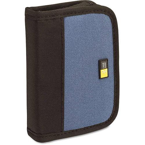 Case Logic USB Flash Drive Case for 6 Drives, Blue